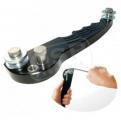 Ruční ohýbačka hliníkových trubek QSP - velikost D-06 - D-08