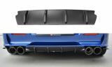Středový spoiler pod zadní nárazník ALFA ROMEO 156 GTA SW 2002-2005