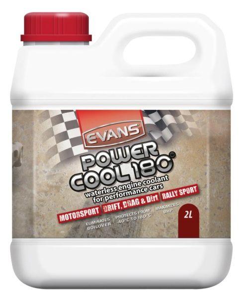 Chladící kapalina Evans Power Cool 180° - 2 litry