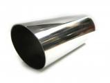 Koncovka výfuku kulatá zkosená - průměr 85mm