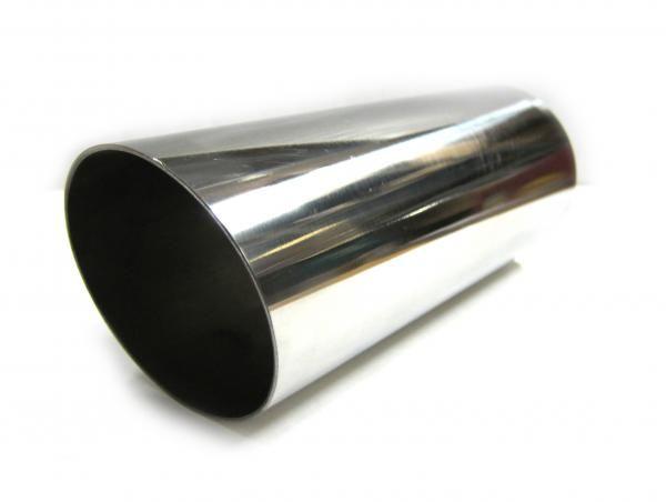 Jap Parts Koncovka výfuku kulatá zkosená - průměr 85mm