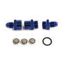 Olejový in-line filtr EFI Solutions pro kuličková turba Garrett GT/GT-X - D-04