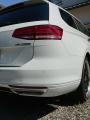 Nerez chrom koncovky výfuku Volkswagen Passat B8