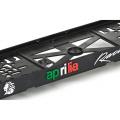 Podložka pod SPZ 3D Aprilia Racing