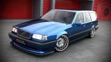 Spoiler pod přední nárazník Volvo 850 R 1991 - 1996