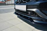 Spoiler pod přední nárazník Volvo V60 Polestar Facelift 2011- 2014 Maxtondesign