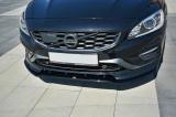 Spoiler pod přední nárazník Volvo V60 Polestar Facelift  2011- 2014