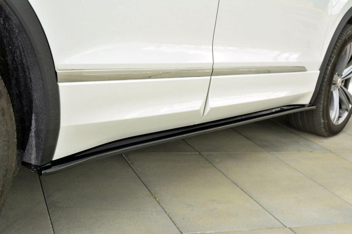 Nástavce prahů VW Tiguan Mk2 R-Line 2015- Maxtondesign