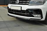 Spoiler pod přední nárazník VW Tiguan Mk2 R-Line 2015-