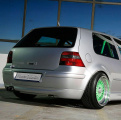 Spoiler zadního nárazníku 25th Edition Volkswagen Golf IV