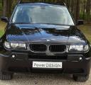 Mračítka předních světel BMW X3 E83