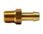 "Fitinka 1/8""-NPT rovná na hadici 10mm (3/8"")"