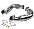 Downpipes s náhradami katalyzátorů Jap Parts BMW Alpina B7 / B7L / B7L xDrive 4.4 V8 N63 500PS