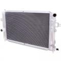 Hlinikový závodní chladič Jap Parts Opel Astra G Mk4 1.4/1.6/1.8/2.2 8+16V (99-05)