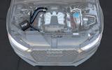 Kit přímého sání Forge Motorsport Audi S4 / S5 / Q5 / SQ5 B8/B8.5 3.0 TFSi
