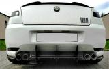 Středový spoiler pod zadní nárazník ALFA ROMEO GT 2004- 2010