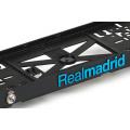 Podložka pod SPZ 3D Real Madrid