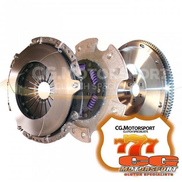 Spojkový kit CG Motorsport 777 Series Seat Toledo Mk3 2.0 TDi 135/140PS 6-st. AZV, BKD (Sachs setrvačník)