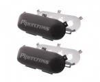 Sportovní vzduchový filtr se základní deskou Pipercross PX650 DFV F3000 Formula (90° příchytka)