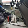 Kulisa řazení CAE Ultra Shifter na Renault Twingo II RS 5-st. (08-13)