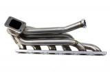 Laděné svody TurboWorks BMW E34 / E36 / E39 / E46 320i-328i/M3 M50/M52/M54 - T3, T4 + 44mm v-band - 3mm steam pipe