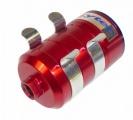 "Palivový filtr Sytec červený - 1/4""-NPT (300LPH)"