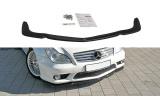 Přední spoiler nárazníku Mercedes CLS C219 55AMG 2004- 2006