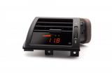 Přídavný budík P3 Gauges do ventilace pro BMW 3-Series E46 (97-06) - boost analog