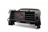 Přídavný budík P3 Gauges do ventilace pro BMW 5-Series E60 / E61 (03-10) - boost analog