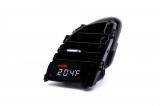 Přídavný budík P3 Gauges do ventilace pro Chevrolet Corvette C7 (14-) - multi V3 OBD2