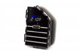Přídavný budík P3 Gauges do ventilace pro Ford F150 (15-) - multi V3 OBD2