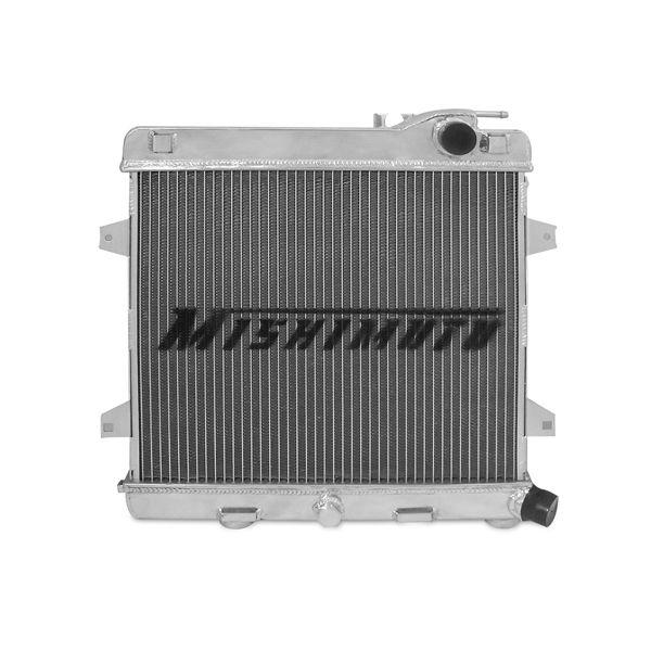 Hliníkový závodní chladič Mishimoto BMW E30 M3 (82-91)