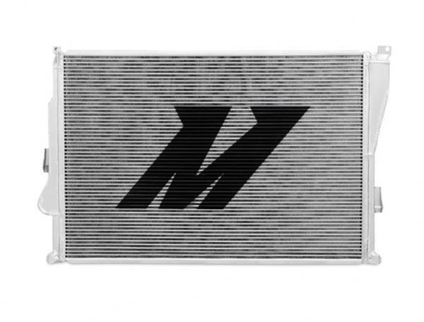 Hliníkový závodní chladič Mishimoto BMW E46 M3 (01-06)