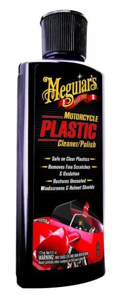 Meguiars Plastic Cleaner Polish 177ml - leštěnka na čiré plasty
