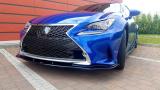 Spoiler pod přední nárazník Lexus RC 2014-