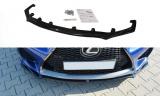 Spoiler pod přední nárazník Lexus RC F 2014-