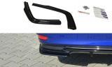 Boční spoiler pod zadní nárazník Lexus GS Mk4 Facelift H 2015-