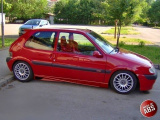 Nástavce prahů Citroen Saxo all versions 1996 - 2003