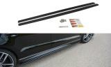 Nástavce prahů Audi S3 8V Sedan 2013- Audi A3 S-Line 8V Sedan 2013-