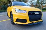 Spoiler pod přední nárazník Audi S1 8X 2014-2018