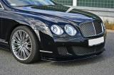 Spoiler pod přední nárazník BENTLEY CONTINENTAL GT 2009-2012