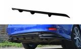 Středový spoiler pod zadní nárazník Lexus GS Mk4 Facelift H 2015-