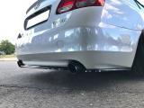 Středový spoiler pod zadní nárazník Lexus GS 300 Mk3 Facelift 2008-2012