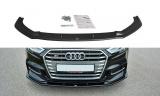 Spoiler pod přední nárazník Audi S3 8V Facelift 2017 - Audi A3 S-Line 8V Facelift 2017 -