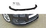 Spoiler pod přední nárazník AUDI S3 8P (FACELIFT MODEL) 2009-2013
