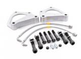 Adaptéry ProRacing pro zadní brzdové třmeny Q7 / Touareg / Cayenne - Audi, Seat, Škoda, VW platforma Mk5 (5x112)