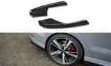 Boční spoiler pod zadní nárazník AUDI RS3 8V FACELIFT SEDAN 2017-