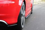 Boční spoiler pod zadní nárazník Audi RS3 8P  2011- 2012
