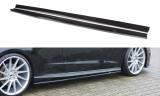 Nástavce prahů AUDI S3 8V/8V FL 3 DOORS VERSION 2013- AUDI A3 S-LINE 8V / 8V FL 3 DOORS VER. 2012-