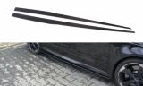 Nástavce prahů AUDI RS3 8V FACELIFT SPORTBACK 2017 -
